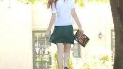 Lacie Teenager