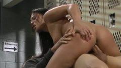 Adrianna Luna Gets Sex In Locker Room
