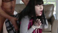 PunishTeens – Perfect Gothic School Girl Kidnapped & Sodomized