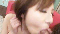 Amu Kosaka Cute Thai School Girl Gives Part3