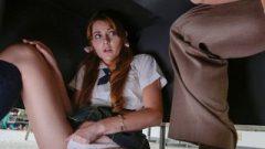InnocentHigh – Sweet Ginger School-Girl Destroys Pervy Teacher