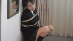 Japanese School Girl Bondage 01