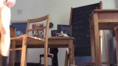 Gorgeous British Prof Jasmine Jae Bangs One Her Hung Students