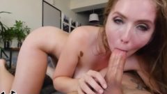 Bangbros – All Natural Pawg Lena Paul Receives Her Enormous Breasts Handled By Plumber