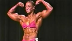 Old University Girl Bodybuilding Challenge