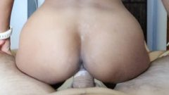 Filipino High University Scholar Smashed And Creampied By Her Step Daddy