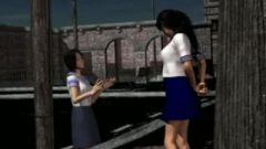 Old Poser Video – 3 Merged Stories – Giantess, Growth, Asian School-girls