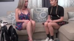 Ta Adoration – Babe Crest, Naomi Swann – Call From College