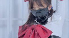 Fx-tube Com/fss Pretty Latex Nippon Nubile School-Girl Bondage And Orgasm