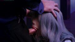 Zentai Fantasy – Professor Nabs School-Girl At Night…alone (intense)